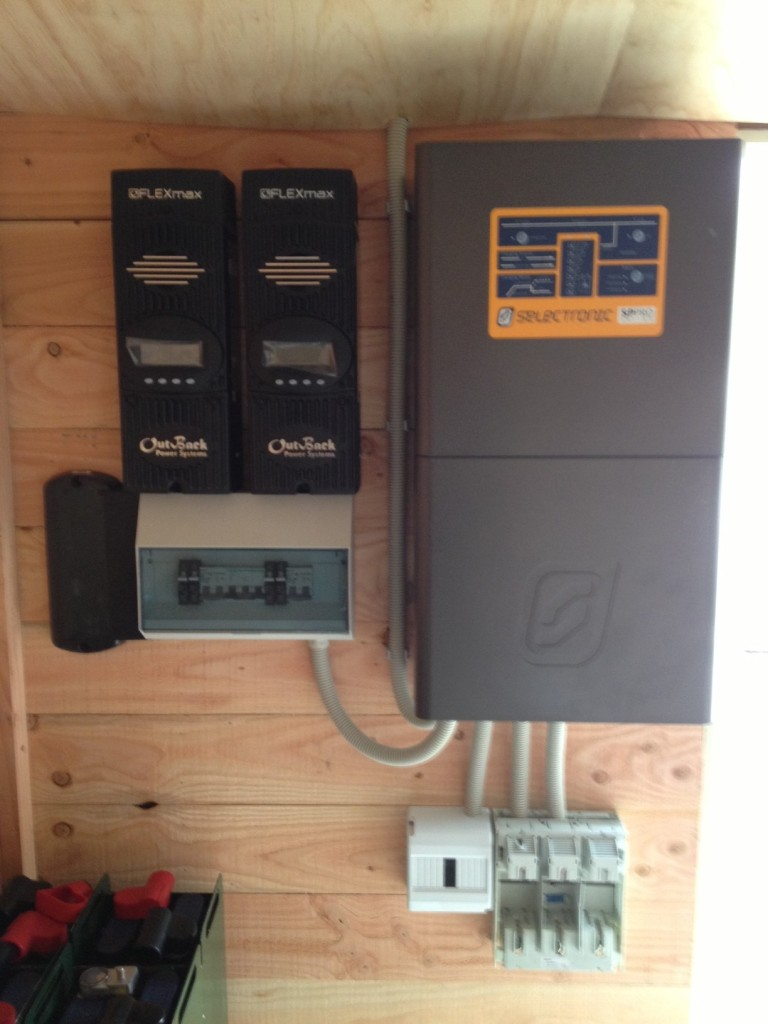 Atamai_Village_Selectronic_Off_Grid_Inverter
