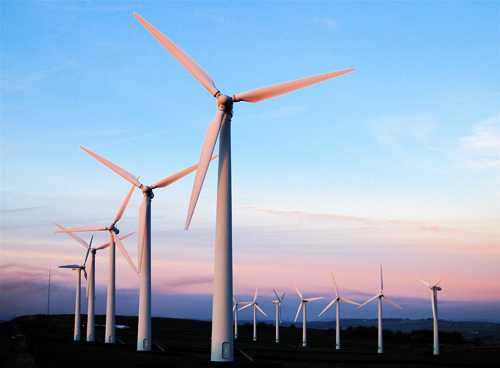 How Are Wind Turbines Used With Solar Power Generation