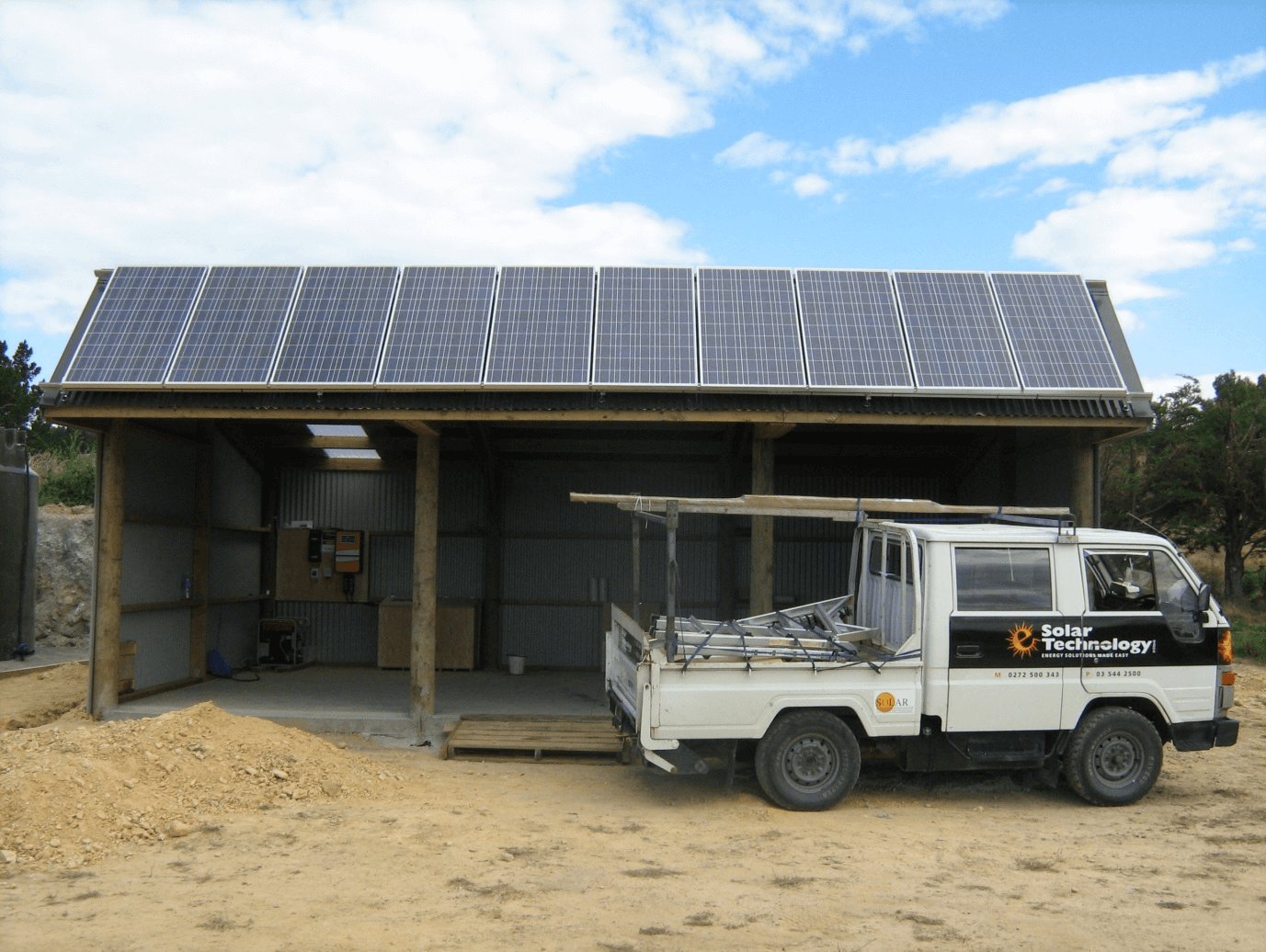 Residential Off Grid Solar Power Electric Technology Pv Wiring Diagram Nz Pdf Download